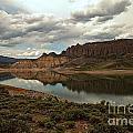 Blue Mesa Reservoir by Adam Jewell