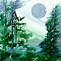 Blue Moon by Jodi Forster