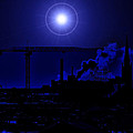 Blue Moon Over Baltimore by Bob Geary