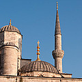 Blue Mosque 02 by Rick Piper Photography