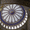 Blue Mosque Dome by Erdal Oskay