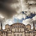 Blue Mosque Istanbul by Sophie McAulay