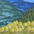 Blue Mountain by Lori Ziemba