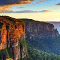 Blue Mountains by Colin Woods