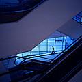 Mysterious Blue by Shaun Higson