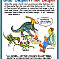 Blue Pink Counseling Poster by Michael Shone SR