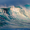 Blue Power. Indian Ocean by Jenny Rainbow
