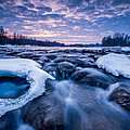 Blue Rapids by Davorin Mance