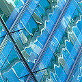 Blue Reflection 3 by Dennis Knasel