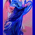Blue Rhapsody by Joyce Dickens