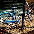 Blue Ride Home by Melinda Ledsome