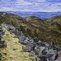 Blue Ridge 1 by Jennifer Viola
