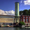 Blue Ridge Dam by Greg and Chrystal Mimbs