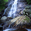 Blue Ridge Falls by Ray Mathis