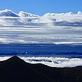 Blue Ridge Fog-north Carolina by Mountains to the Sea Photo