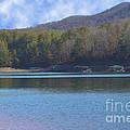 Blue Ridge Lake Point 8 by Michael Waters