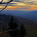 Blue Ridge Last Light by Eric Albright