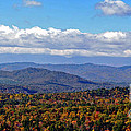 Blue Ridge Mountains 2 by Lydia Holly