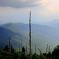 Blue Ridge Mountains by Karen Wiles
