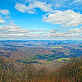 Blue Ridge Parkway Beautiful View by Betsy Knapp