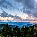 Blue Ridge Parkway by Randy Scherkenbach