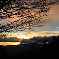 Blue Ridge Parkway Sunrise by Mountains to the Sea Photo