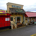 Blue Ridge Store Fronts by Denise Mazzocco