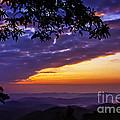 Blue Ridge Sunrise by Thomas R Fletcher