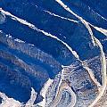 Blue Ridges by Sylvan Adams