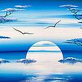 Blue Romance by Rajco Popovich