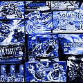Blue Rush by John Stephens