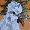 Blue Silky Nugget by Kirsten Beitler