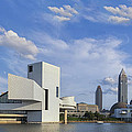 Blue Skies Over Cleveland by Jennifer Grover