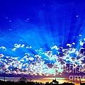 Blue Sky Shine by L L L