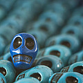 Blue Smile by Mike Herdering