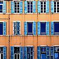 Blue by Steven Liveoak