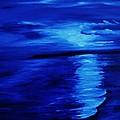 Blue Sunset by Naidu Martinez