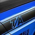 Blue Ta by Gordon Dean II
