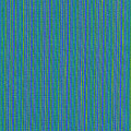Blue Teal And Yellow Striped Textile Background by Keith Webber Jr