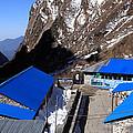 Blue Tin Roof by Aidan Moran