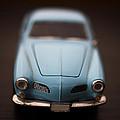 Blue Toy Car by Edward Fielding