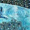 Blue Turtles by Manami Lingerfelt