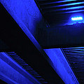 Blue Underpass by Tony Grider