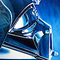 Blue Vader by Joshua Morton