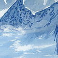 Blue View #2 by Victor Vosen