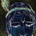 Blue  by Vineeth Menon