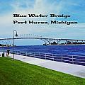 Blue Water Bridge by Gary Wonning