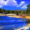 Blue Water by Lj Lambert