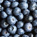 Blueberries by Stephan Stockinger