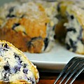Blueberry Bundt Cake by Diana Angstadt